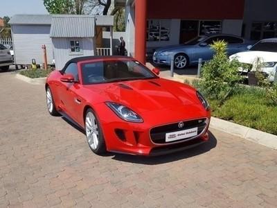 2013 Jaguar F-TYPE S 5.0 V8 Gauteng Randburg_0