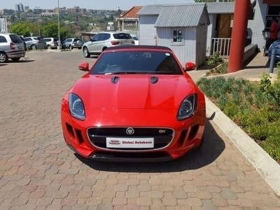 2013 Jaguar F-TYPE S 5.0 V8 Gauteng Randburg_1