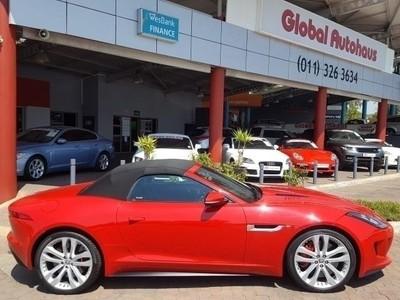 2013 Jaguar F-TYPE S 5.0 V8 Gauteng Randburg_3