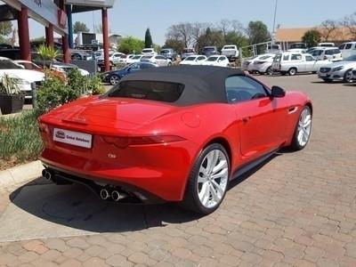 2013 Jaguar F-TYPE S 5.0 V8 Gauteng Randburg_4