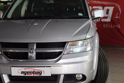 2010 Dodge Journey 2.0 Crd Rt At North West Province Klerksdorp_1