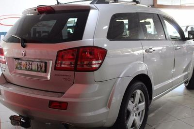 2010 Dodge Journey 2.0 Crd Rt At North West Province Klerksdorp_2