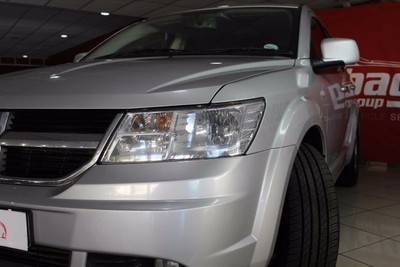 2010 Dodge Journey 2.0 Crd Rt At North West Province Klerksdorp_3