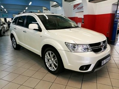 2013 Dodge Journey 3.6 V6 Rt At  Kwazulu Natal Durban_0
