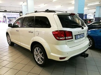 2013 Dodge Journey 3.6 V6 Rt At  Kwazulu Natal Durban_1