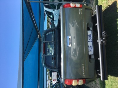 2013 GWM Steed 5 2.0 VGT SX 4X4 Double Cab Bakkie Kwazulu Natal Eshowe_1