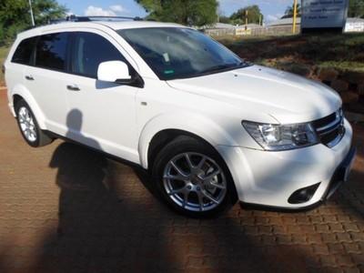2014 Dodge Journey 3.6 V6 RT AT Gauteng Pretoria_0