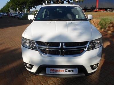 2014 Dodge Journey 3.6 V6 RT AT Gauteng Pretoria_1