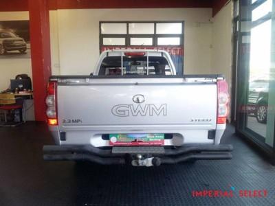 2012 GWM Steed 2.2i Workhorse Pu Sc  Western Cape Brackenfell_4