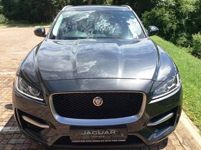 2017 Jaguar F-Pace 2.0 i4D AWD R-Sport Mpumalanga Nelspruit_1