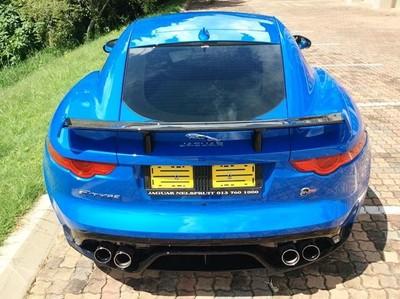 2017 Jaguar F-TYPE 5.0 V8 SC SVR Coupe AWD Mpumalanga Nelspruit_4
