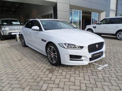 2016 Jaguar XE 2.0D R-Sport Auto Western Cape George_0