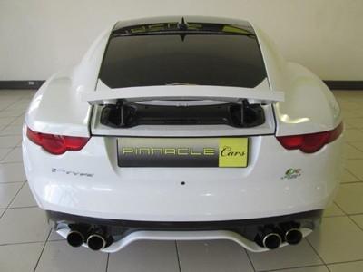 2016 Jaguar F-TYPE R 5.0 V8 SC Coupe Gauteng Sandton_3