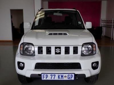 2016 Suzuki Jimny 1.3  Gauteng Johannesburg_1