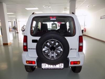 2016 Suzuki Jimny 1.3  Gauteng Johannesburg_4