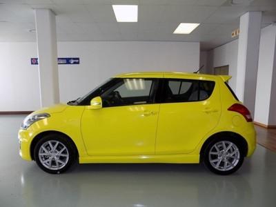 2014 Suzuki Swift 1.6 Sport Gauteng Johannesburg_2