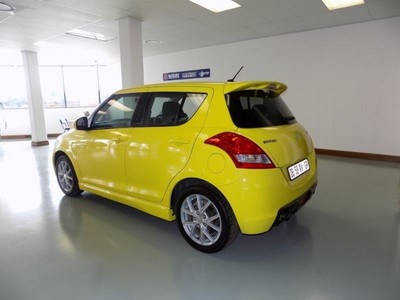 2014 Suzuki Swift 1.6 Sport Gauteng Johannesburg_3