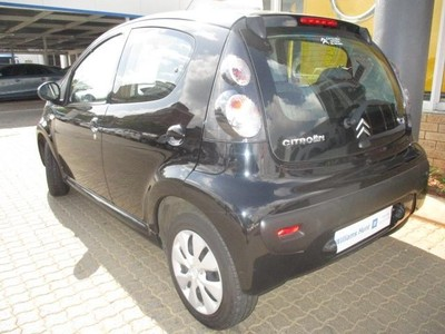 2011 Citroen C1 1.0i Seduction  Gauteng Pretoria_2