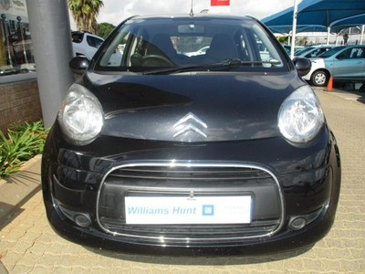 2011 Citroen C1 1.0i Seduction  Gauteng Pretoria_3