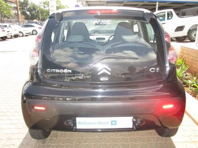 2011 Citroen C1 1.0i Seduction  Gauteng Pretoria_4