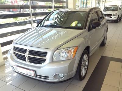 2011 Dodge Caliber 2.0 Sxt  Kwazulu Natal Pietermaritzburg_1