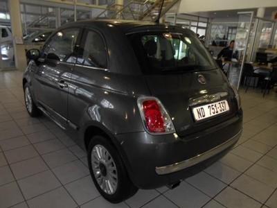 2016 Fiat 500 1.4 Lounge  Western Cape Cape Town_2