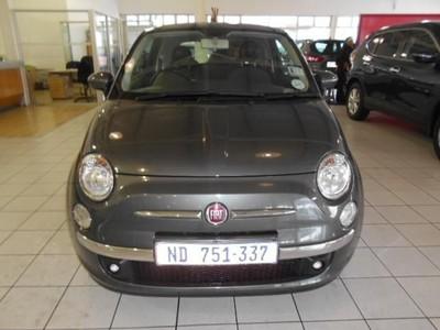 2016 Fiat 500 1.4 Lounge  Western Cape Cape Town_3