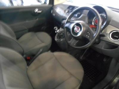 2016 Fiat 500 1.4 Lounge  Western Cape Cape Town_4