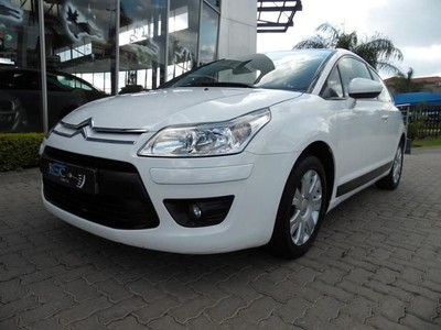 2010 Citroen C4 Coupe Gauteng Four Ways_0