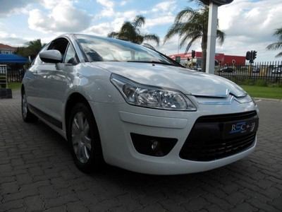 2010 Citroen C4 Coupe Gauteng Four Ways_2