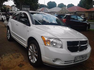 2012 Dodge Caliber 2.0 Sxt  Gauteng Johannesburg_0