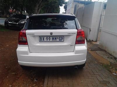 2012 Dodge Caliber 2.0 Sxt  Gauteng Johannesburg_4