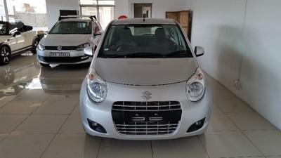 2014 Suzuki Alto 1.0 Glx  Western Cape Strand_2