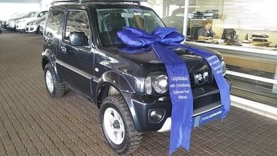 2013 Suzuki Jimny 1.3  Mpumalanga Witbank_0
