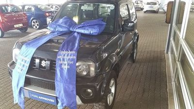 2013 Suzuki Jimny 1.3  Mpumalanga Witbank_1