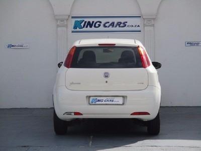 2011 Fiat Punto 1.2 Active 5dr Ac Eastern Cape Port Elizabeth_3