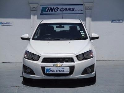2013 Chevrolet Sonic 1.6 Ls 5dr Eastern Cape Port Elizabeth_1