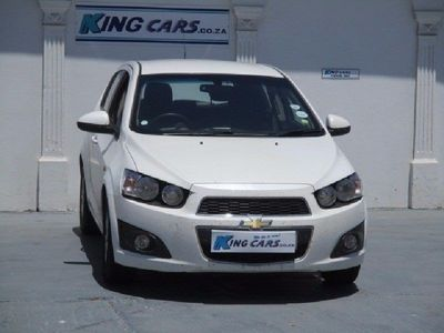 2013 Chevrolet Sonic 1.6 Ls 5dr Eastern Cape Port Elizabeth_2