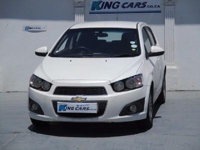 2013 Chevrolet Sonic 1.6 Ls 5dr Eastern Cape Port Elizabeth_3