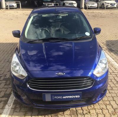 2016 Ford Figo 1.5 Titanium 5-Door Gauteng Johannesburg_1