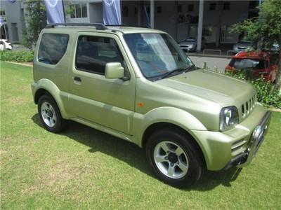2012 Suzuki Jimny 1.3  Gauteng Sandton_0