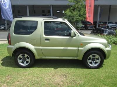 2012 Suzuki Jimny 1.3  Gauteng Sandton_1
