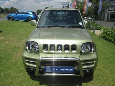 2012 Suzuki Jimny 1.3  Gauteng Sandton_2