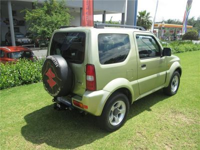 2012 Suzuki Jimny 1.3  Gauteng Sandton_3