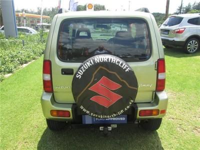 2012 Suzuki Jimny 1.3  Gauteng Sandton_4
