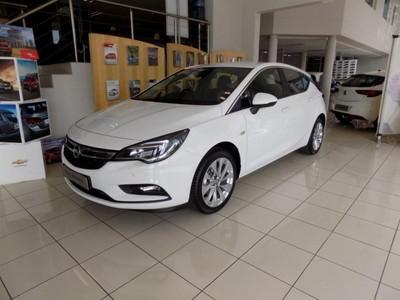 2016 Opel Astra 1.4T Enjoy Auto 5-Door Gauteng Sandton_0