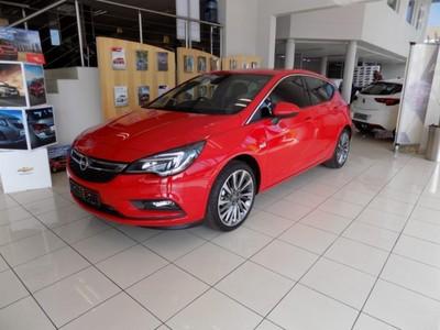 2016 Opel Astra 1.4T Sport Auto 5-Door Gauteng Sandton_0