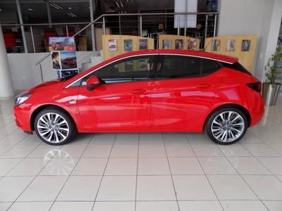 2016 Opel Astra 1.4T Sport Auto 5-Door Gauteng Sandton_2