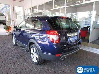 2012 Chevrolet Captiva 2.2d Ltz 4x4 At  Gauteng Sandton_3