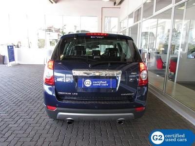 2012 Chevrolet Captiva 2.2d Ltz 4x4 At  Gauteng Sandton_4
